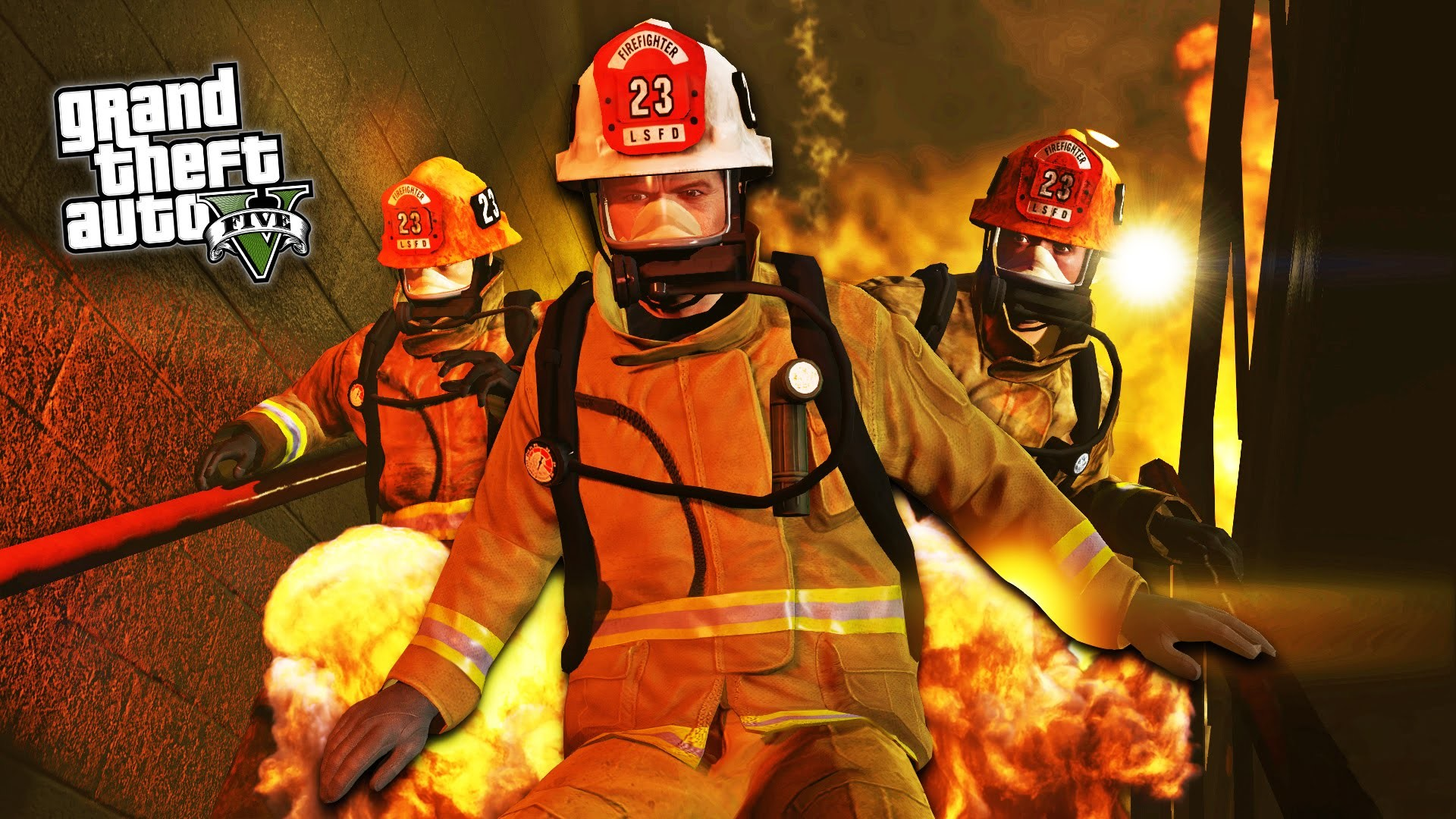 Res: 1920x1080, HQ Firefighter Wallpapers | File 392.72Kb