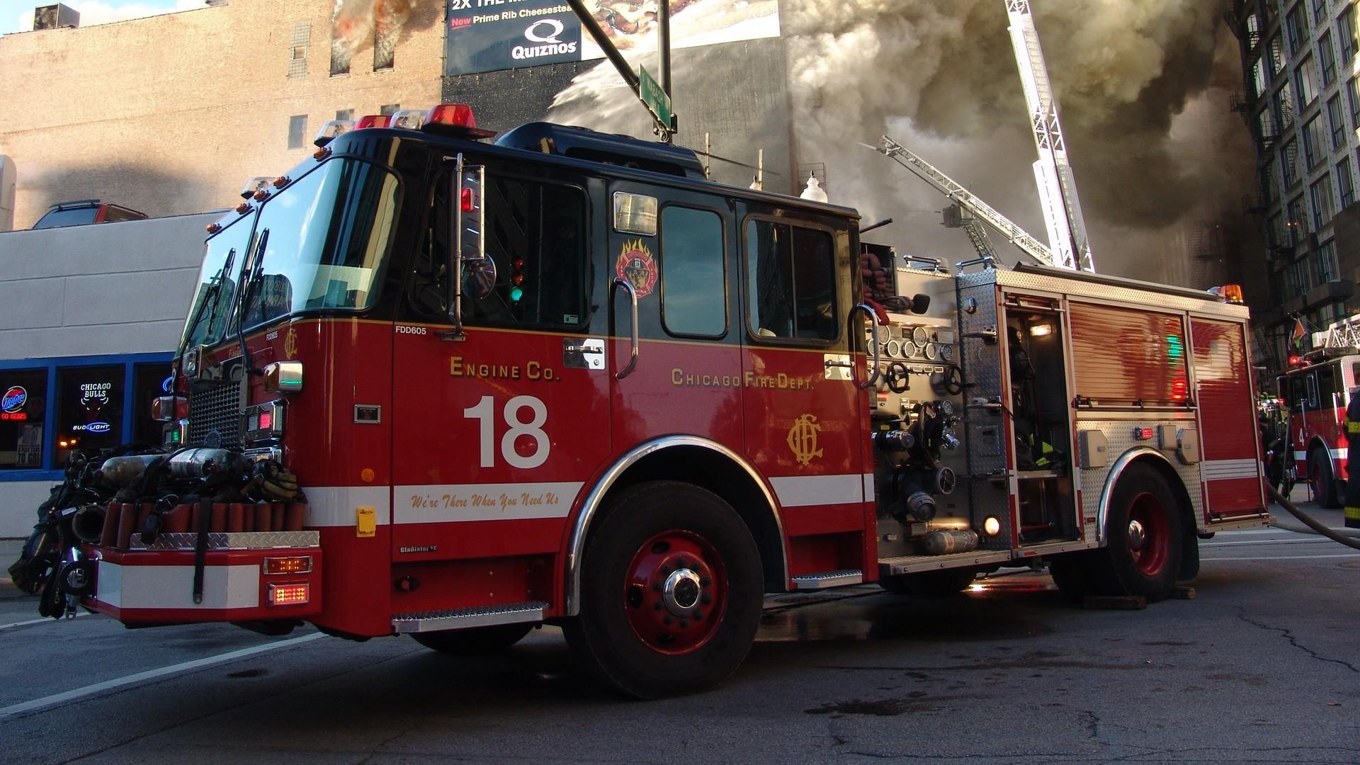 Res: 1920x1080,  911 Firefighter wallpaper