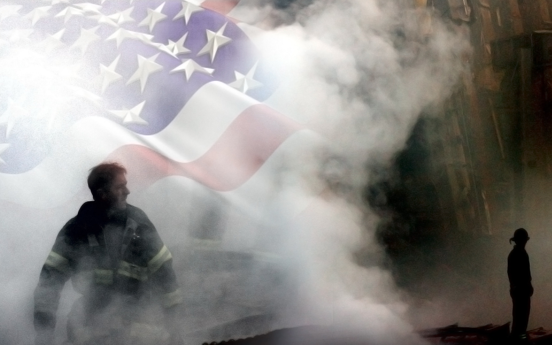 Res: 1920x1200, Firefighter Computer Backgrounds Firefighter tribute wallpaper