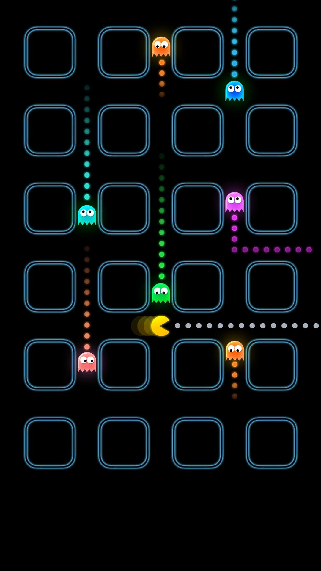 Res: 1080x1920, Pac-Man Xbox Controller Wallpaper