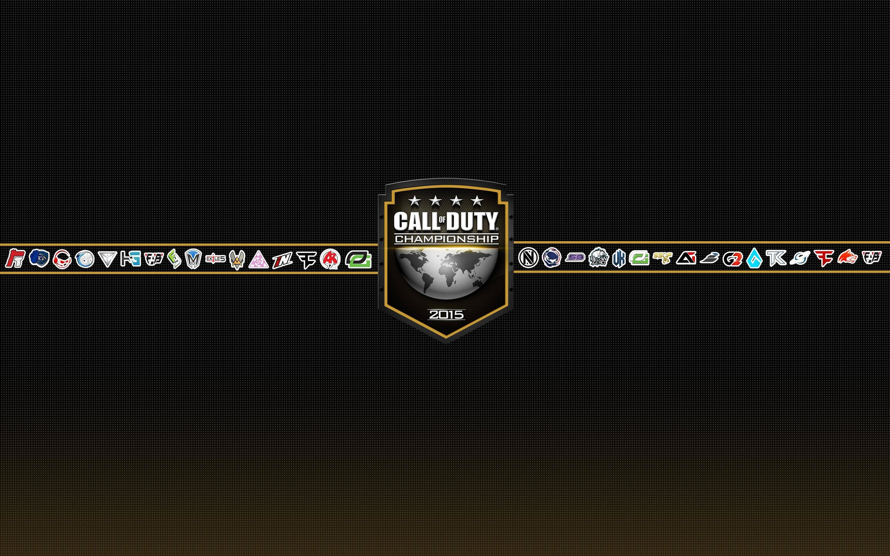 Res: 3072x1920, Quick CoD Champs wallpaper for y'all : CoDCompetitive