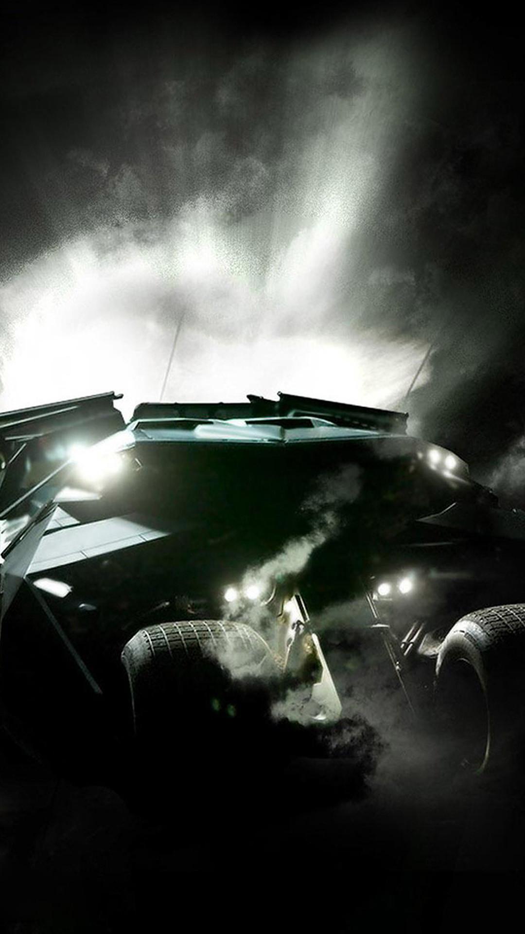 Res: 1080x1920, iPhone 6 plus Batman car Games wallpaper.