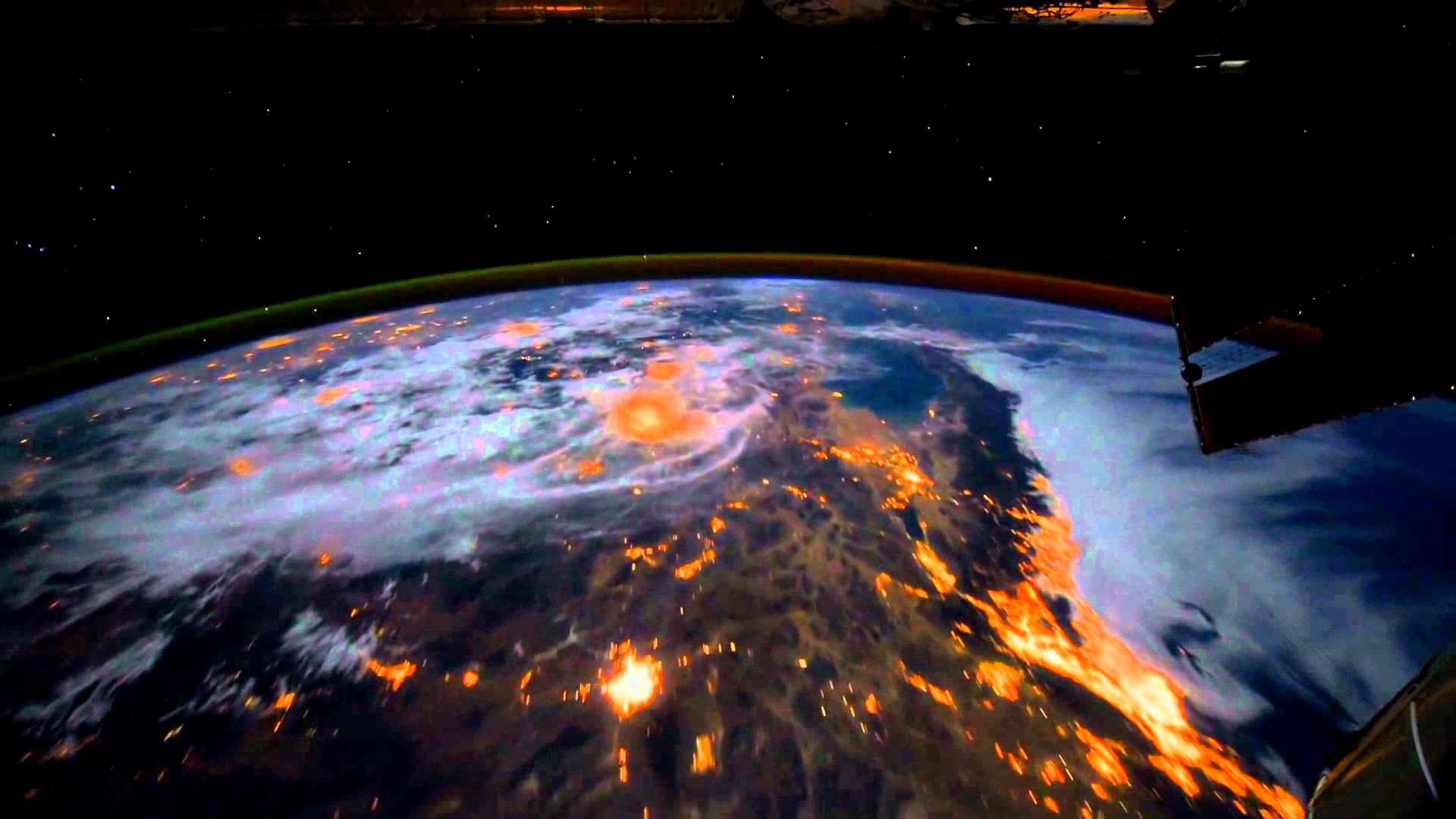 Res: 1920x1080, [Dreamscene] Animated Wallpaper - Earth View from the ISS - YouTube