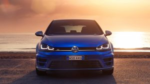 Golf R wallpapers