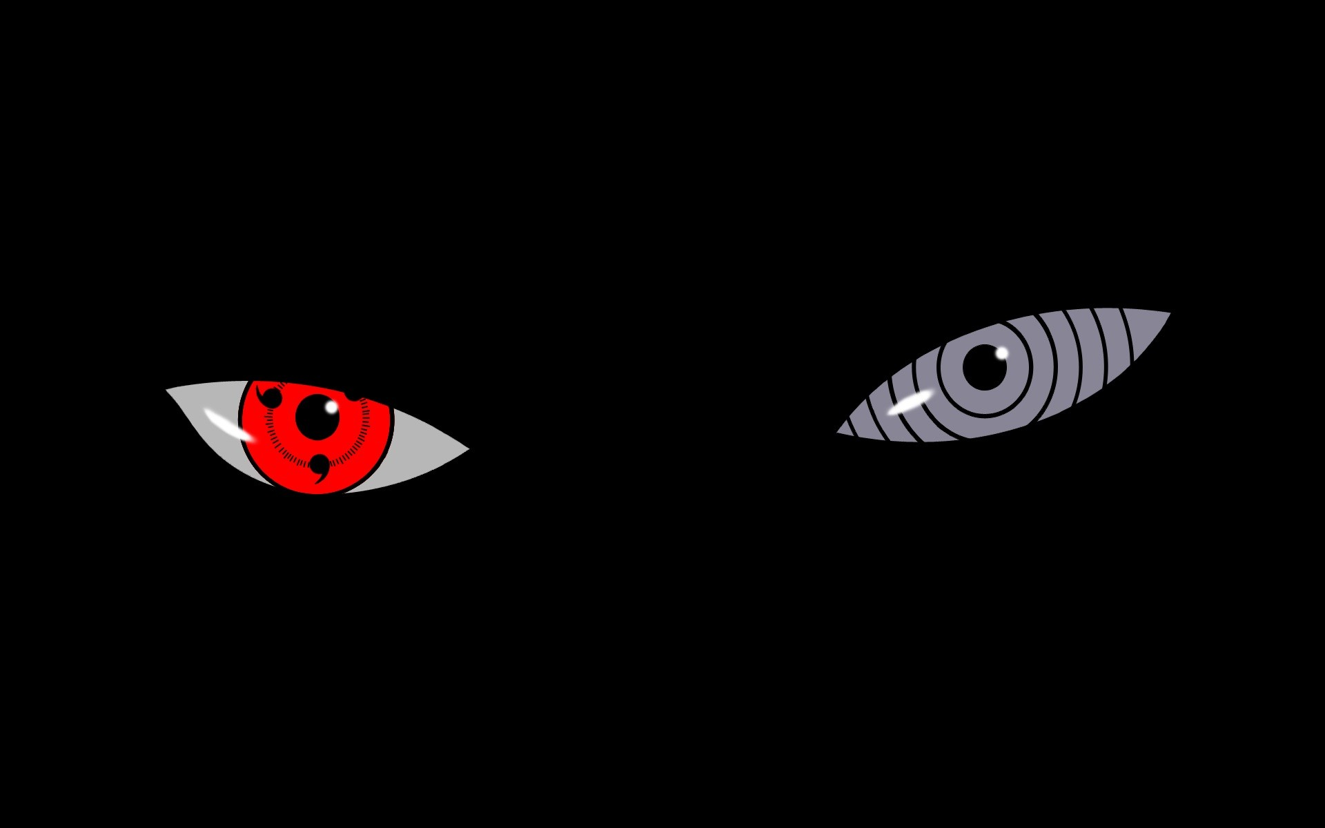 Res: 1920x1200, Sharingan and Rinnegan