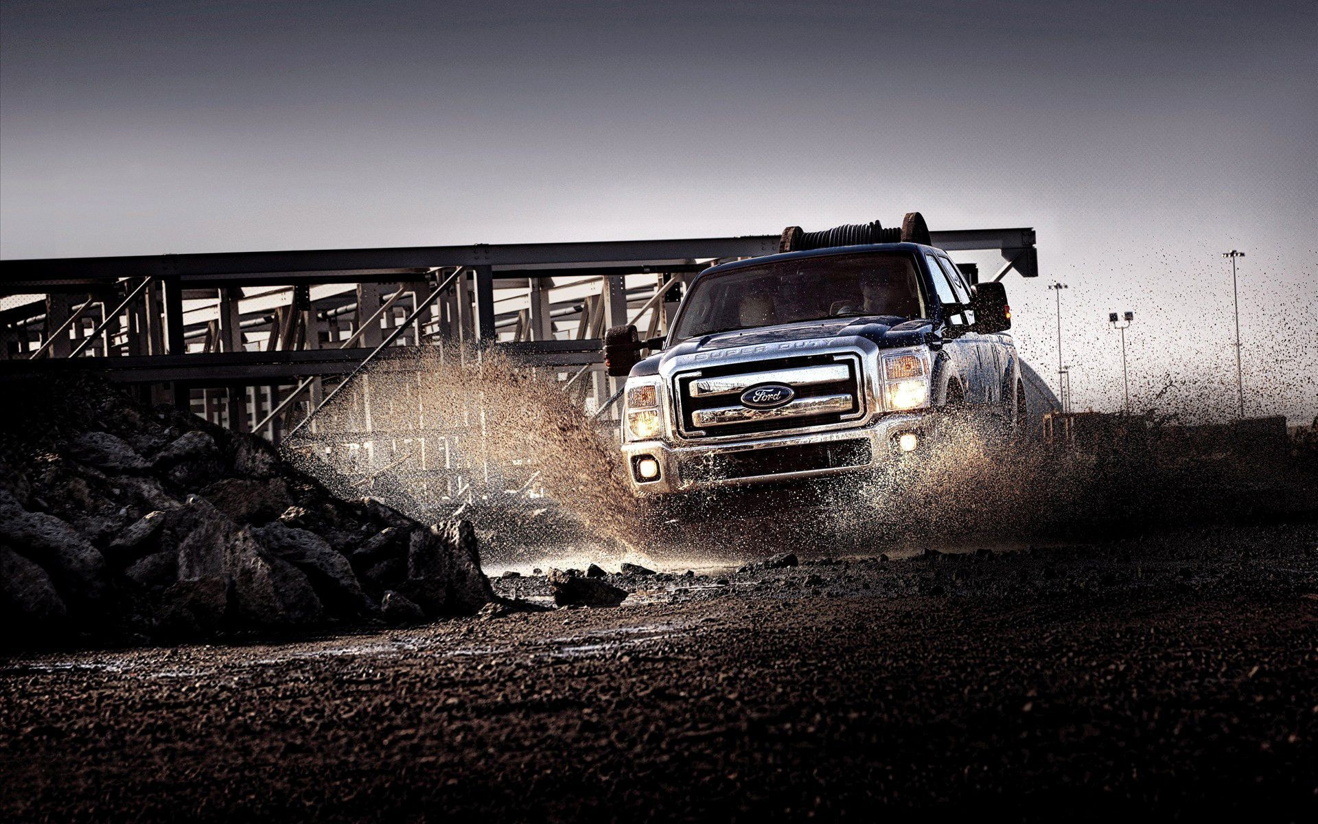 Res: 1920x1200, Ford Truck Mudding Wallpaper - image #112