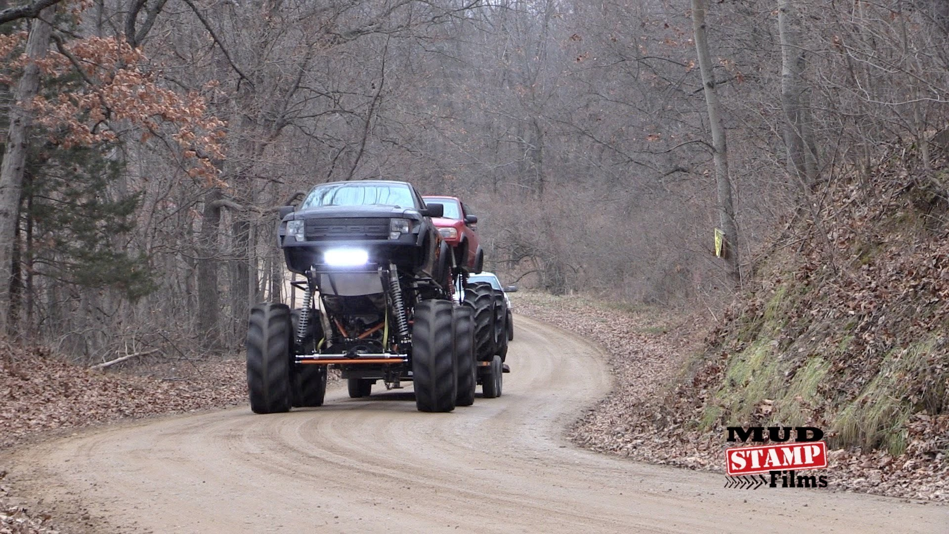 Res: 1920x1080, These Mean and Monstrous Mud Trucks Show Up To The Mud Bog Like True Bosses!
