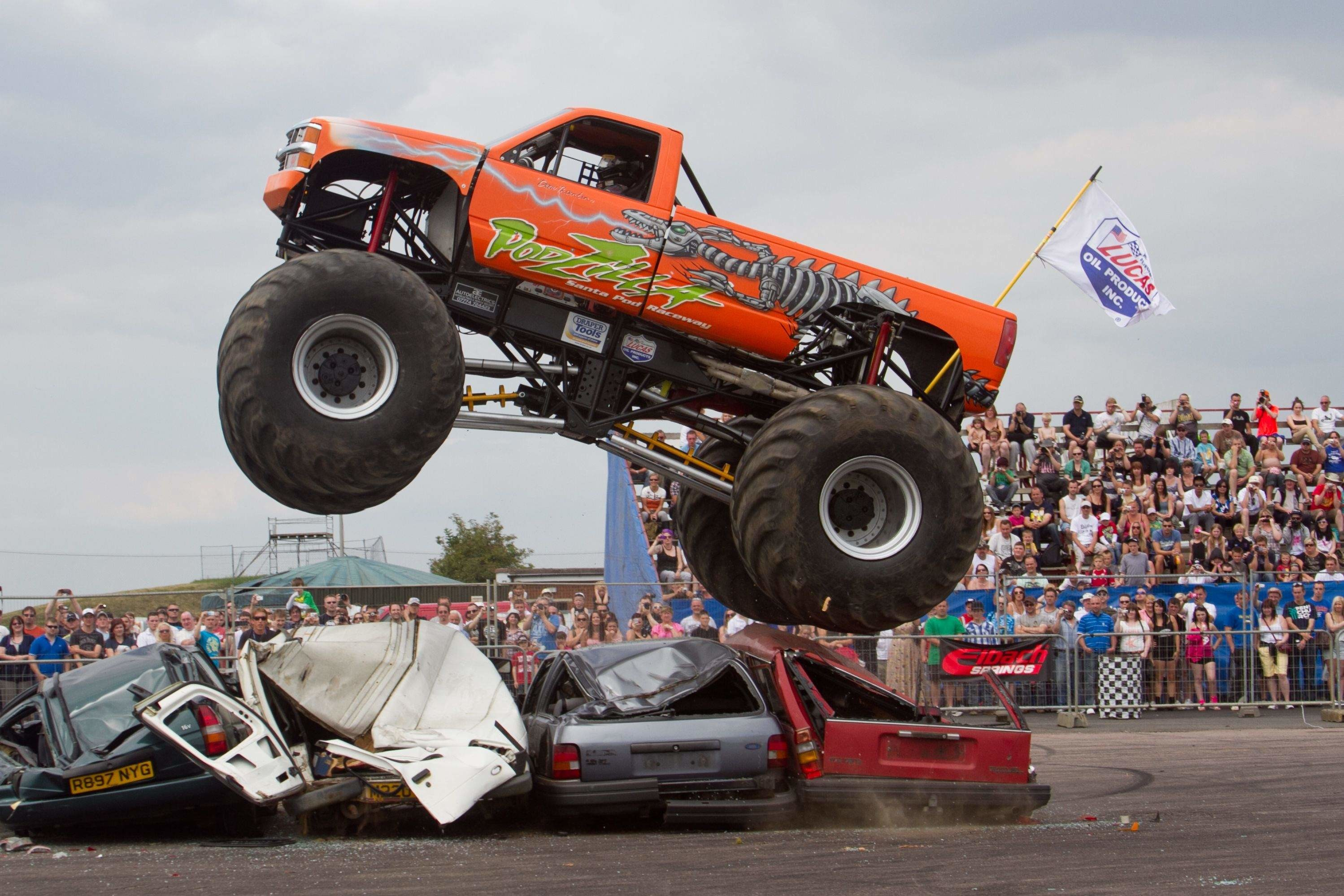 Res: 2997x1998, Images of Monster Truck |