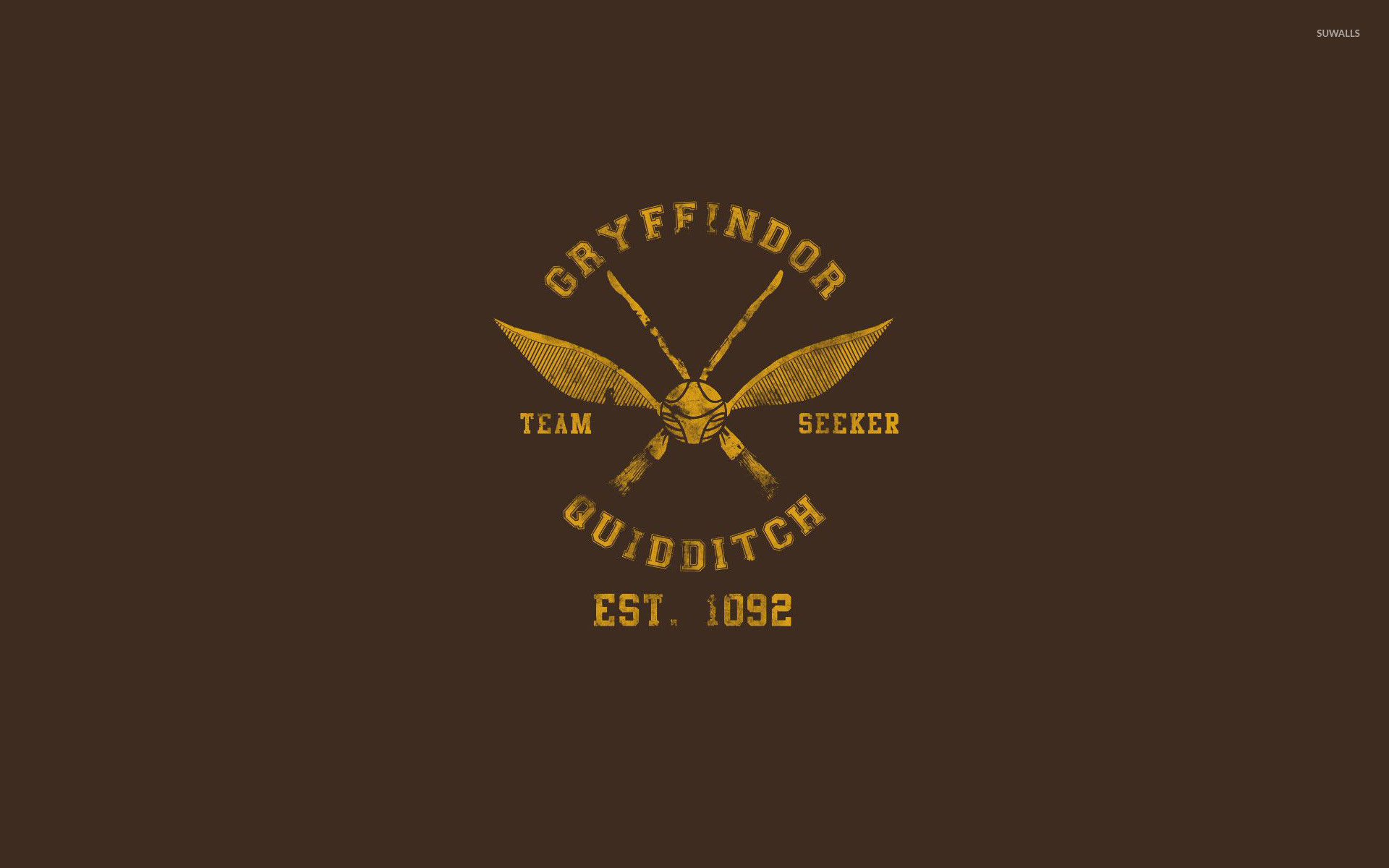 Res: 1920x1200, Gryffindor Quidditch team wallpaper