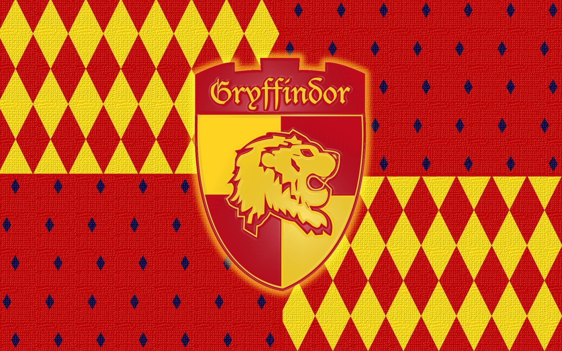 Res: 1920x1200, DeviantArt: More Like Gryffindor wallpaper by ibuki-san