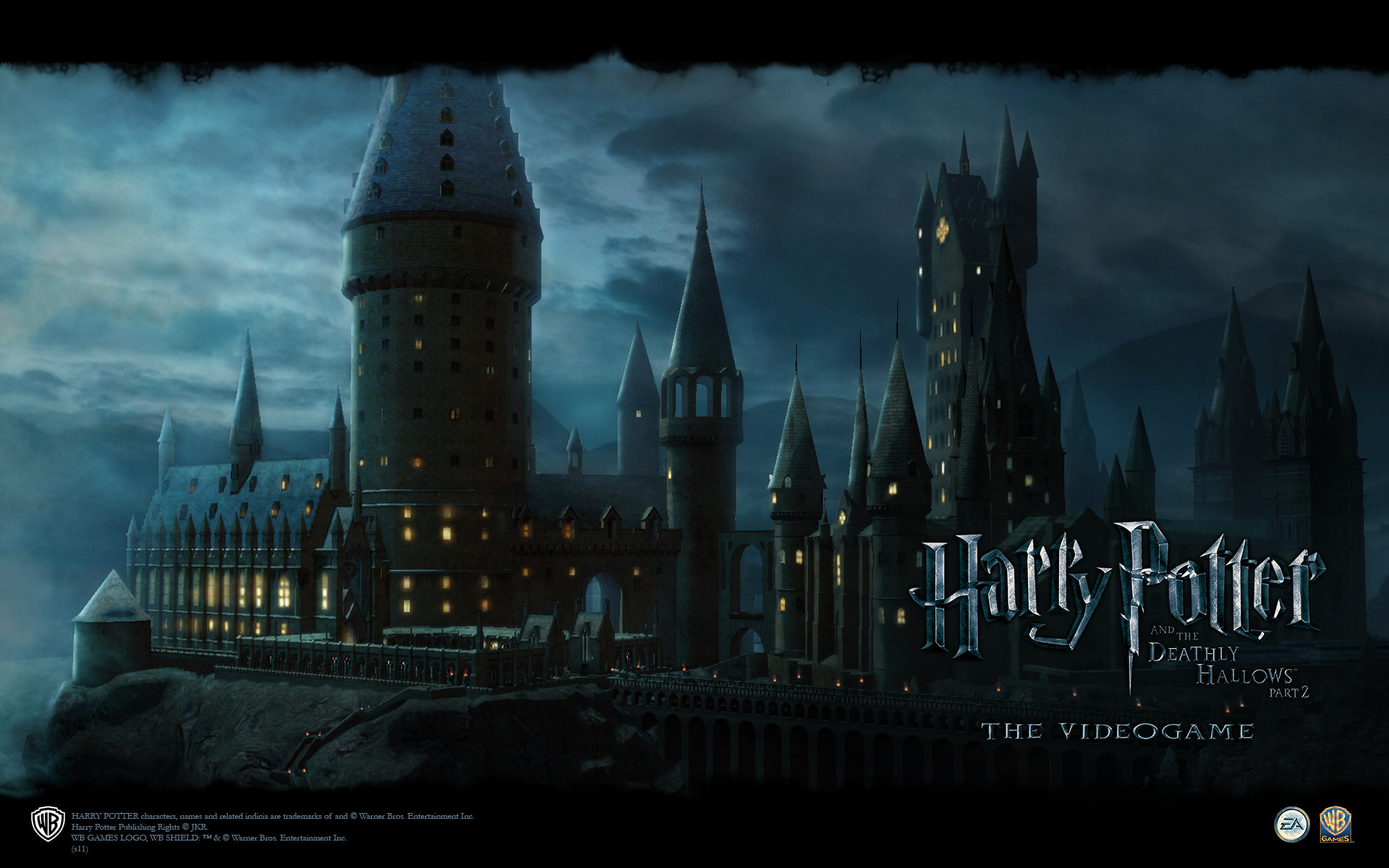 Res: 1920x1200, Hogwarts [wide]