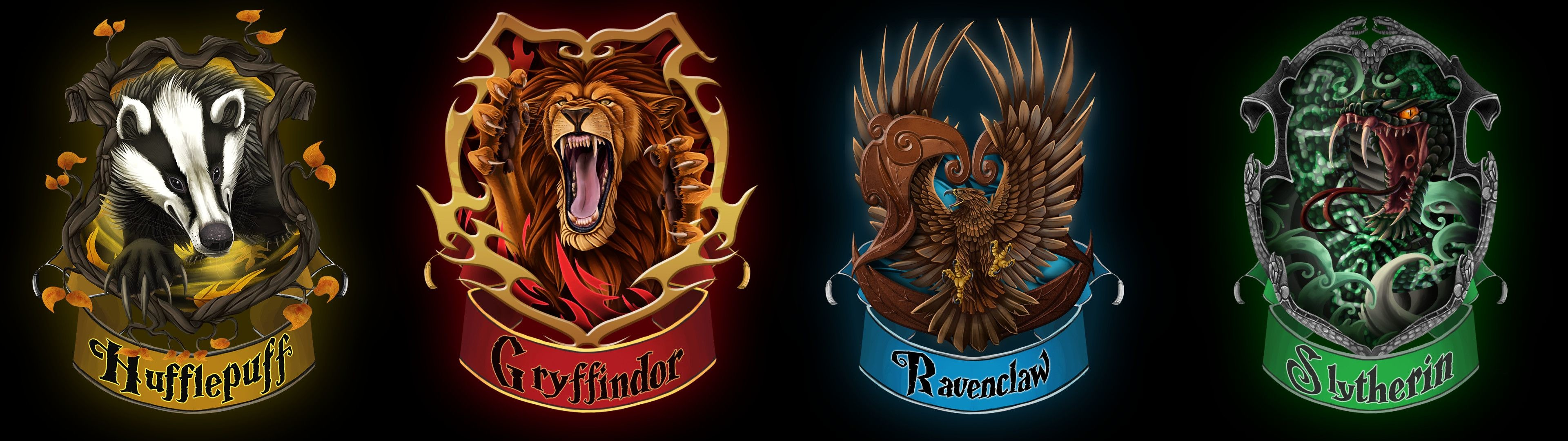 Res: 3840x1080, Gryffindor Wallpaper HD (74+ images)