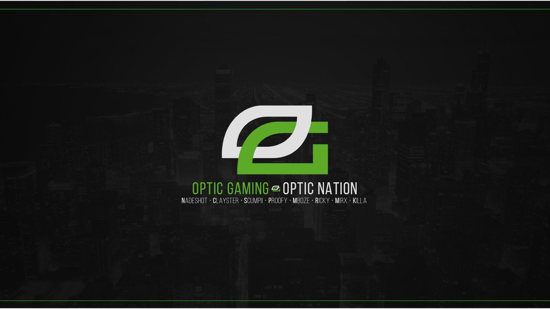Res: 1920x1080, Optic Gaming Wallpapers 2015