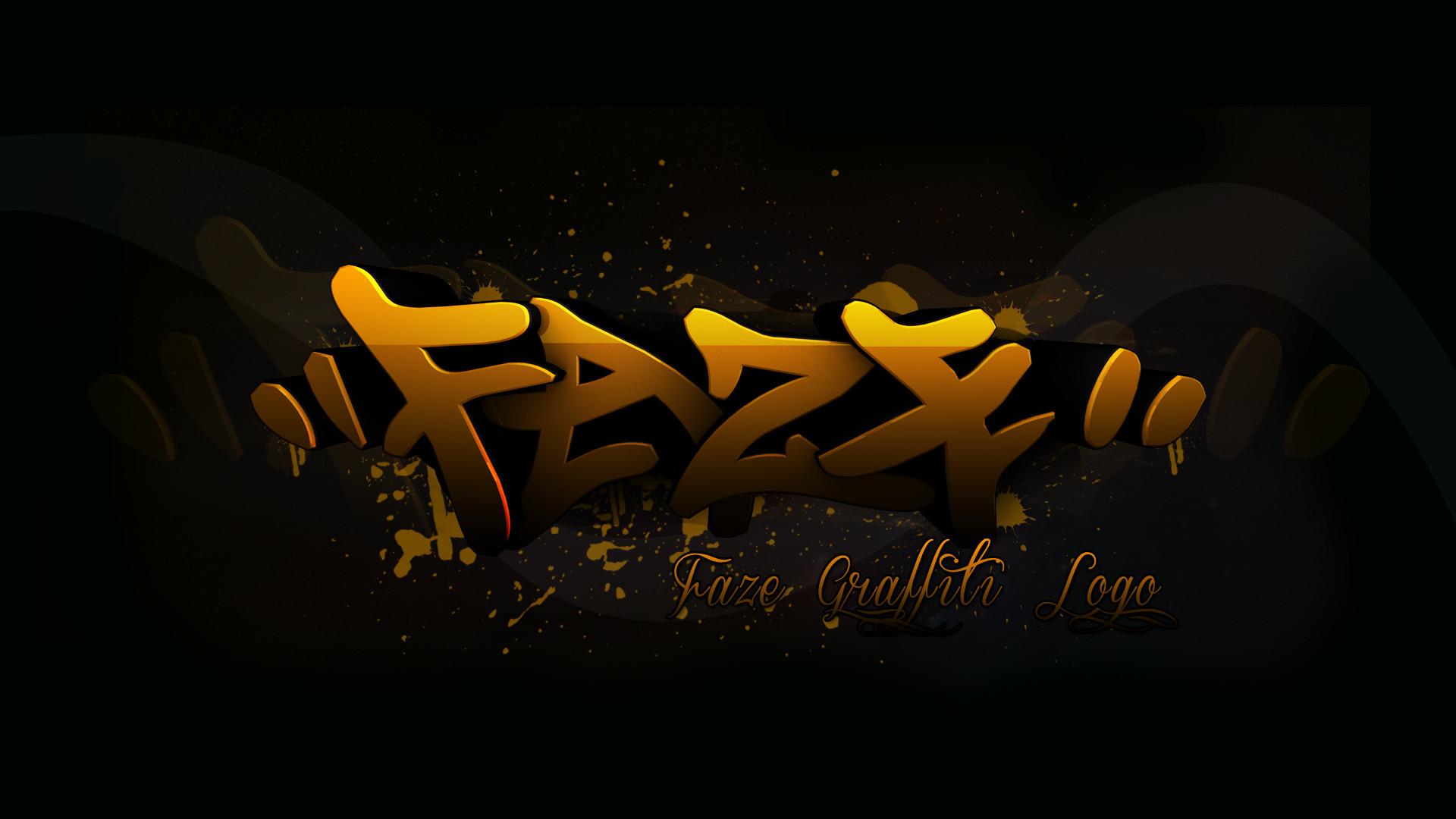 Res: 1920x1080, FaZe Graffiti Desktop Background by oohRetro FaZe Graffiti Desktop  Background by oohRetro