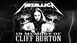 Cliff Burton wallpapers