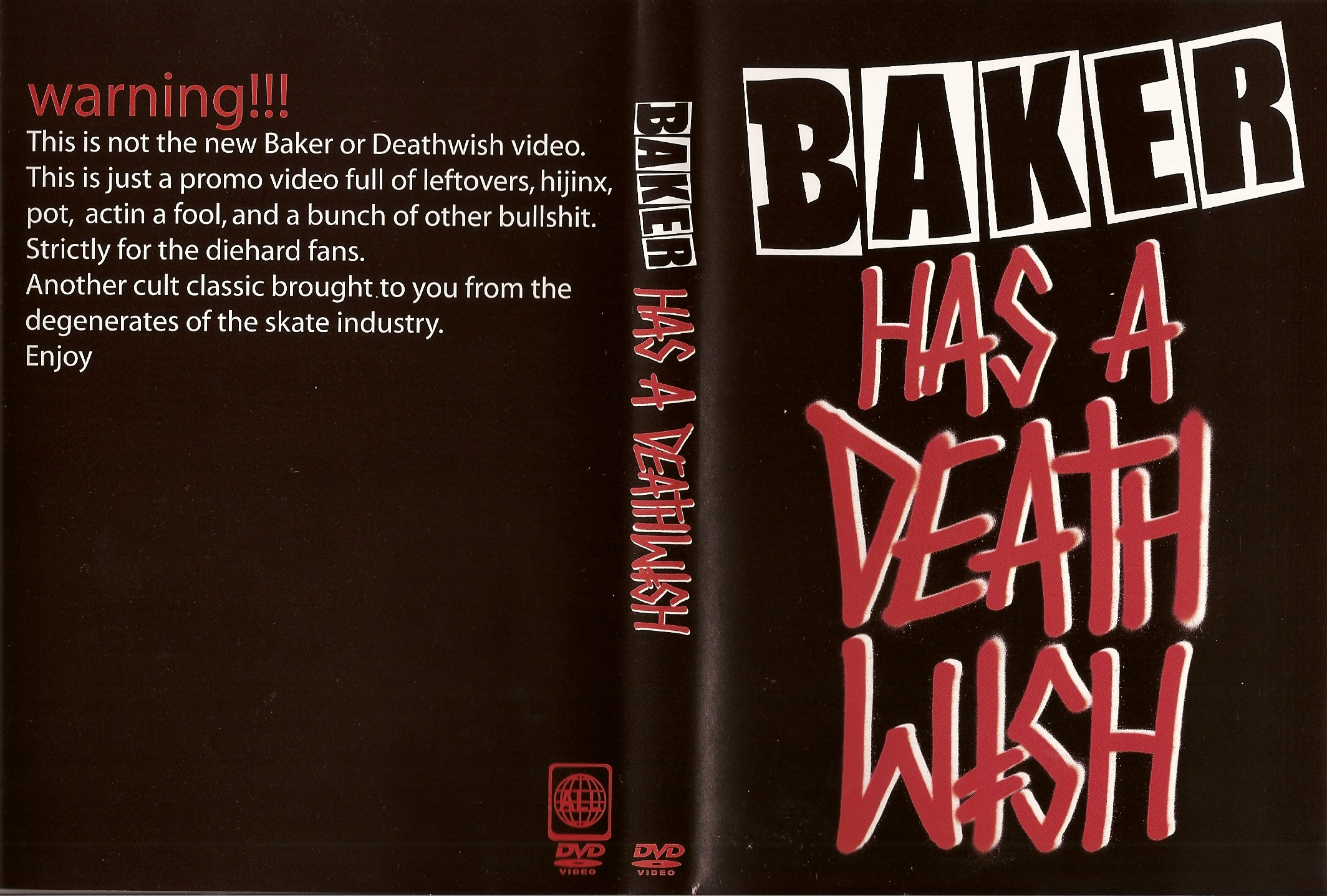 Res: 2128x1436, Baker Has A Deathwish cover