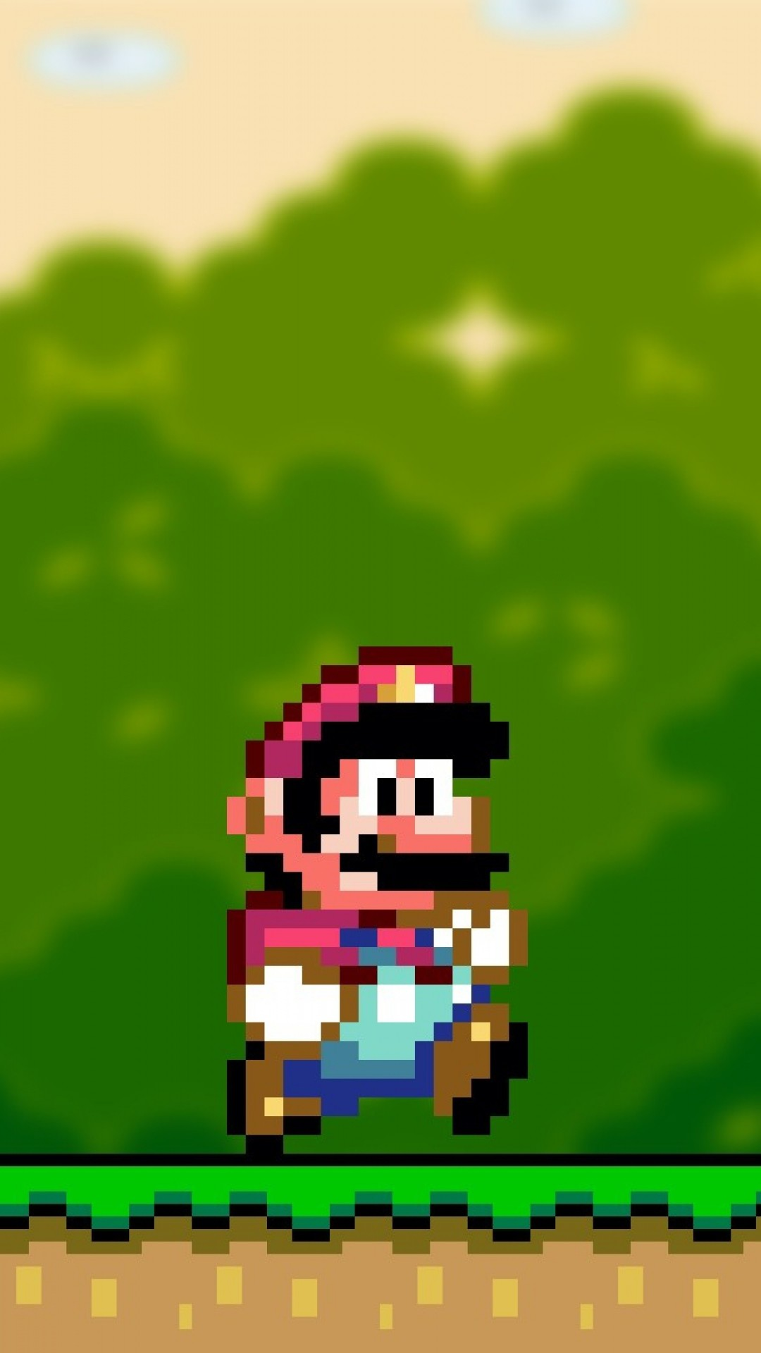 Res: 1080x1920, Sfondi per iPhone: 5 immagini dedicate a Super Mario Bros