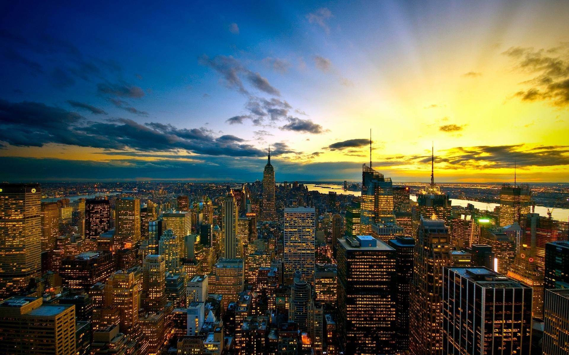 Res: 1920x1200,  New York City Wallpaper For Walls - HD Wallpaper Collection - HD .