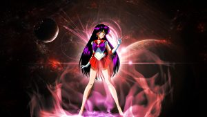 Sailor Mars wallpapers