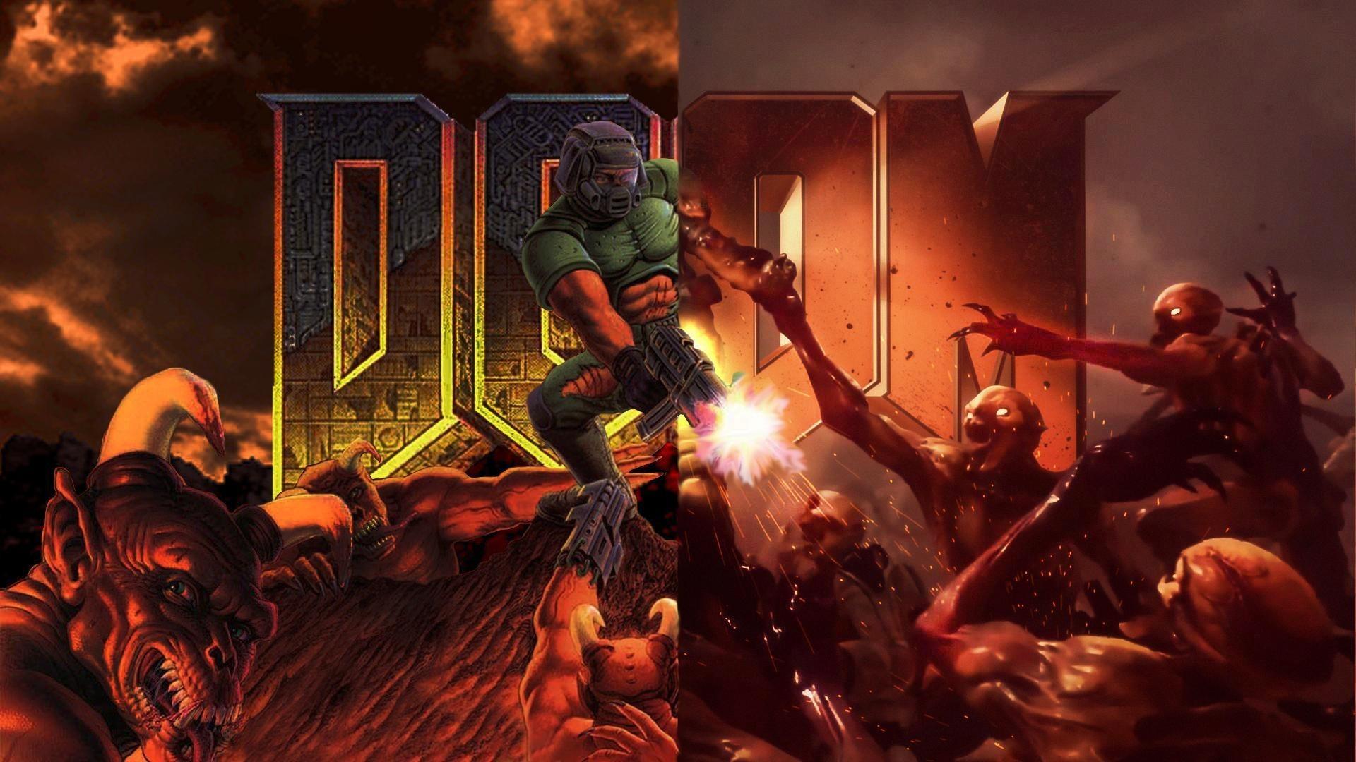 Res: 1920x1080, Doom (2016) HD Wallpapers 17 - 1920 X 1080