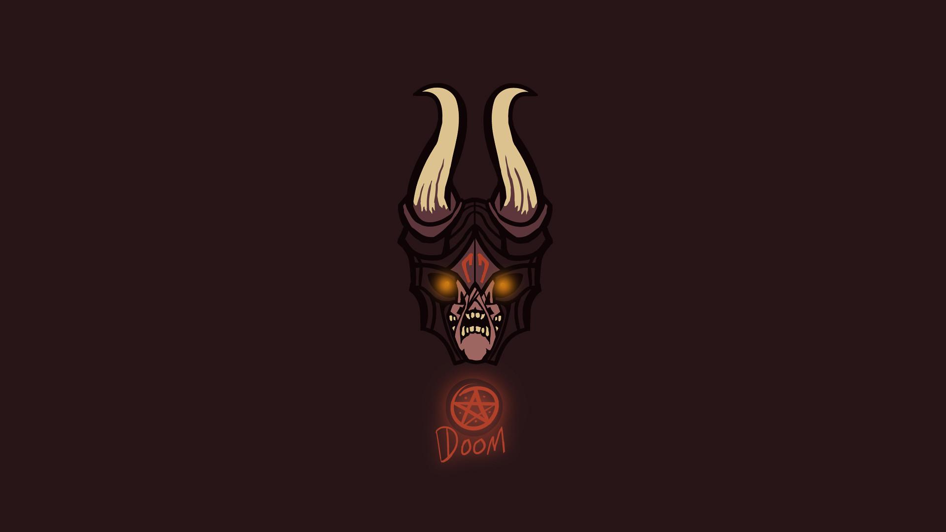 Res: 1920x1080, Doom #1 Wallpaper | Dota 2 HD Wallpapers