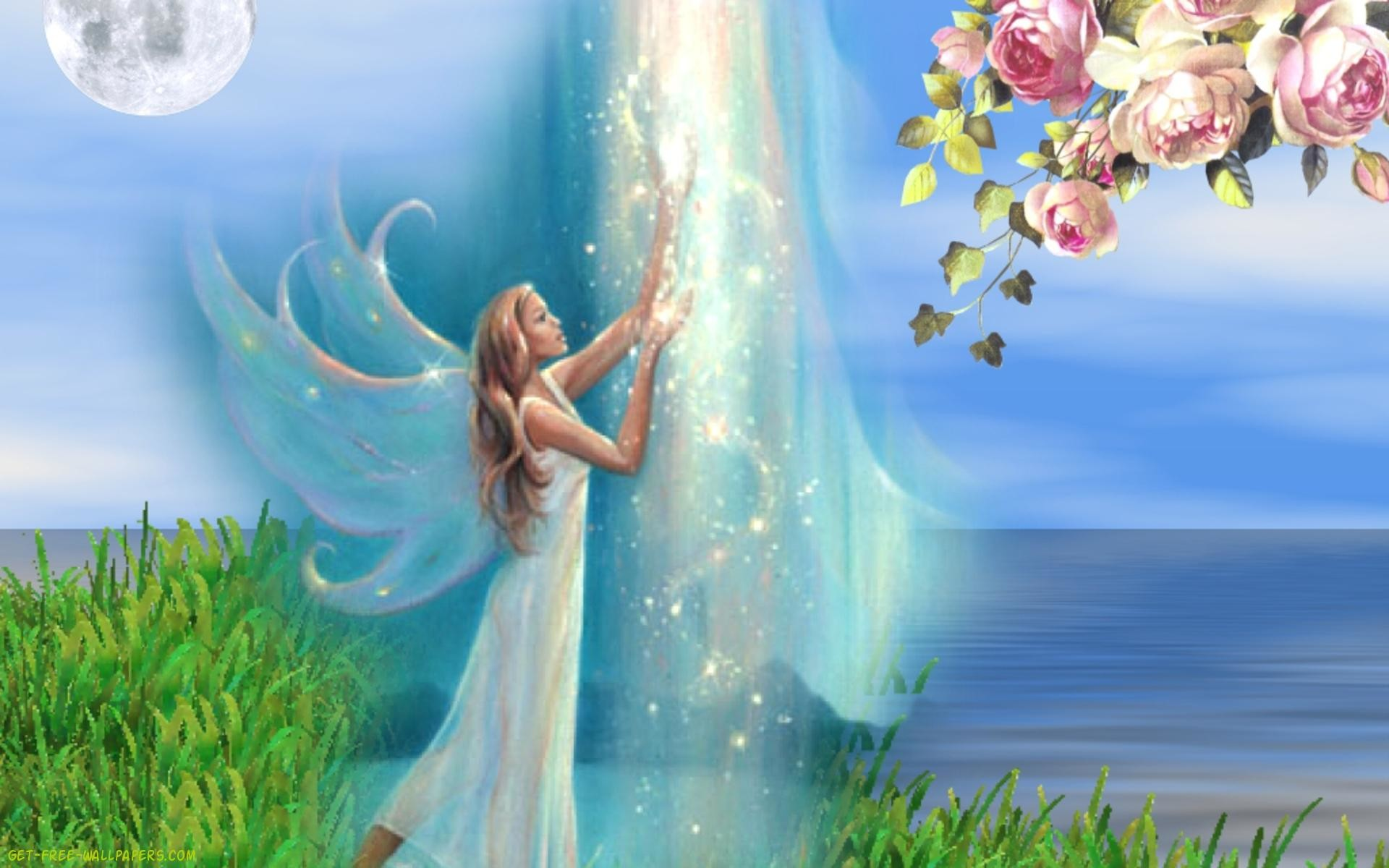 Res: 1920x1200, Free Fairy Backgrounds - Wallpaper Cave