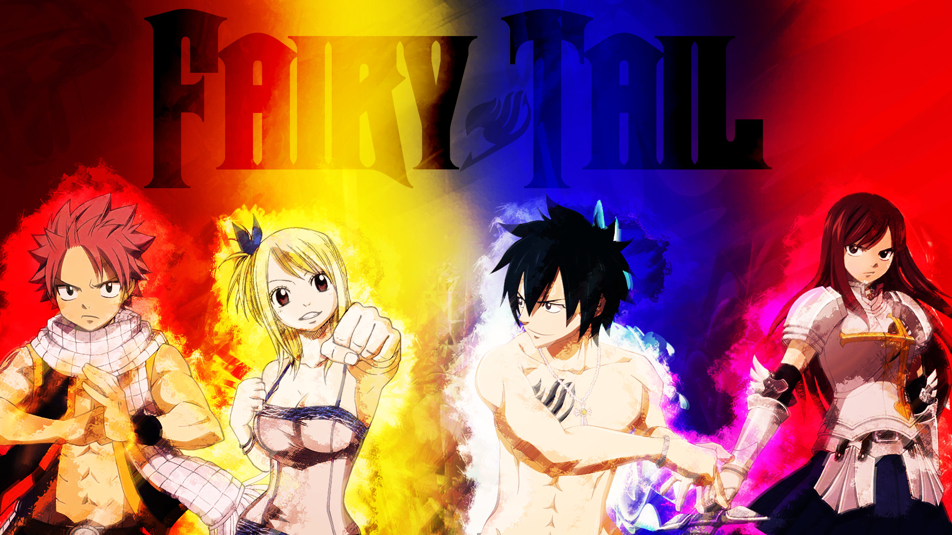 Res: 1920x1080, Fairy Tail wallpaper 17