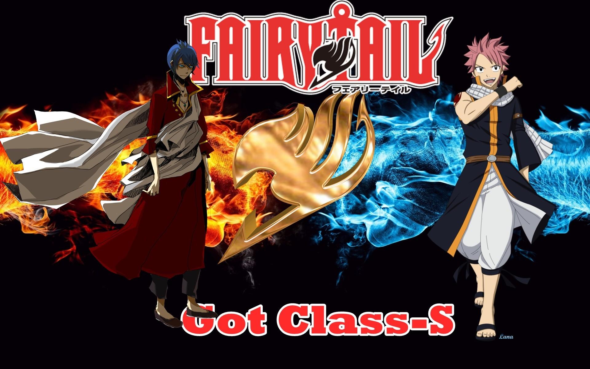 Res: 1920x1200, Fairy Tail Got Class-S v1.5 BETA