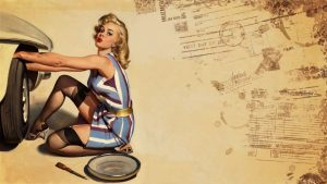 Rockabilly Girls wallpapers