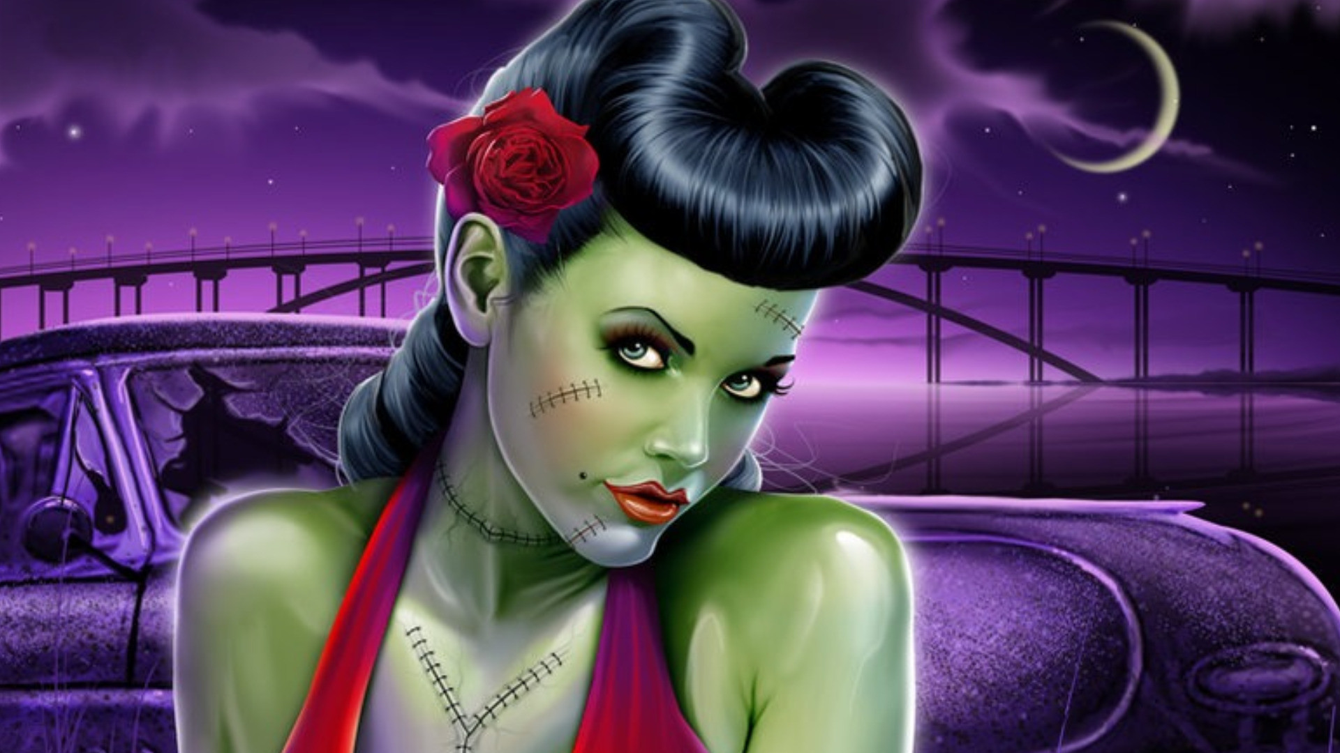 Rockabilly Girls Wallpapers Hd Wallpaper Collections