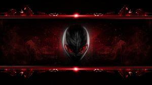 Alienware Red wallpapers