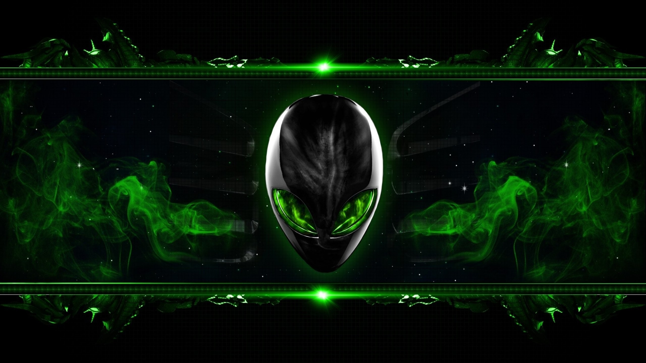 Res: 2560x1440, HD Wallpaper | Background Image ID:293298.  Technology Alienware