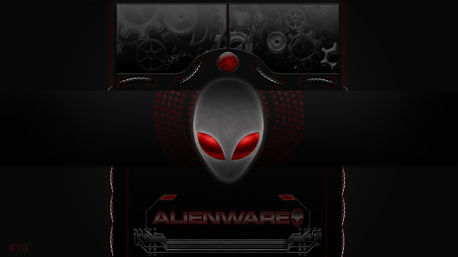 Res: 1920x1080, Alienware wallpaper by TerraroQ Alienware wallpaper by TerraroQ