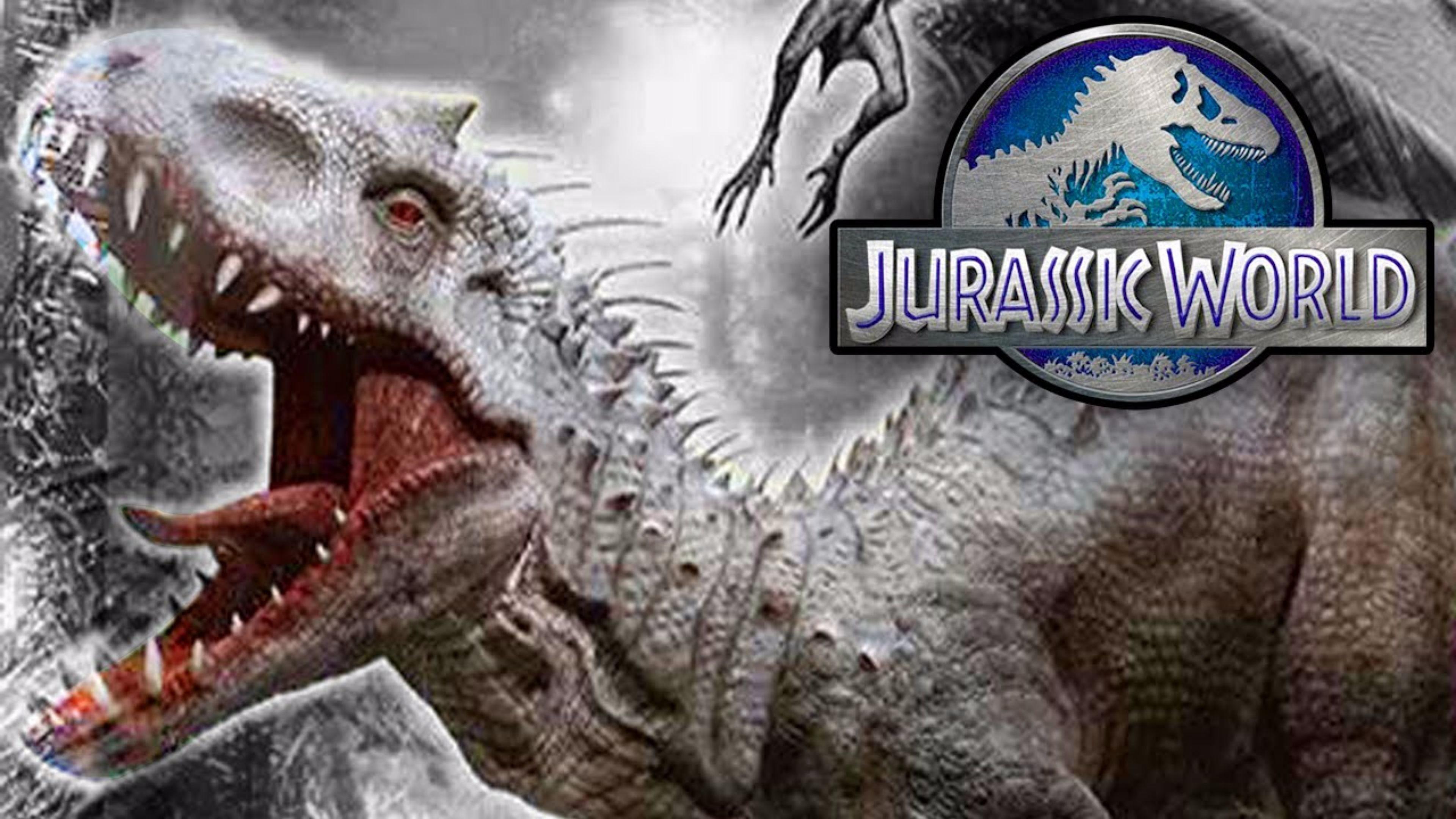 Res: 3840x2160, Cool Jurassic World 4K Wallpaper