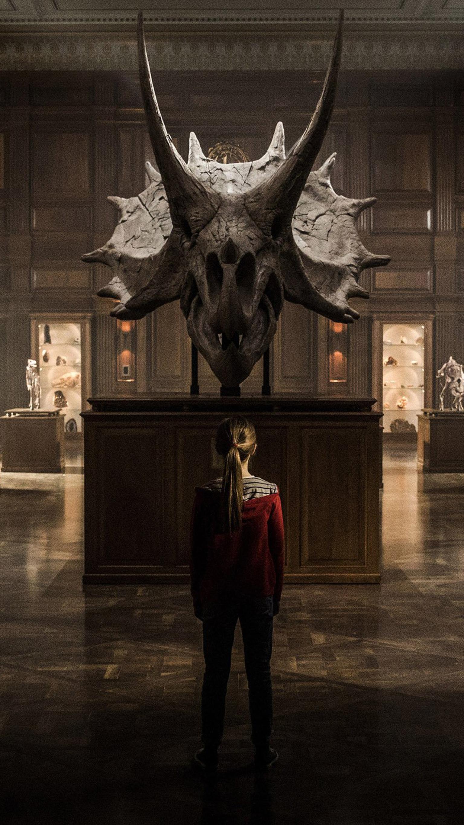 "Res: 1536x2732, Wallpaper for ""Jurassic World: Fallen Kingdom"" ..."
