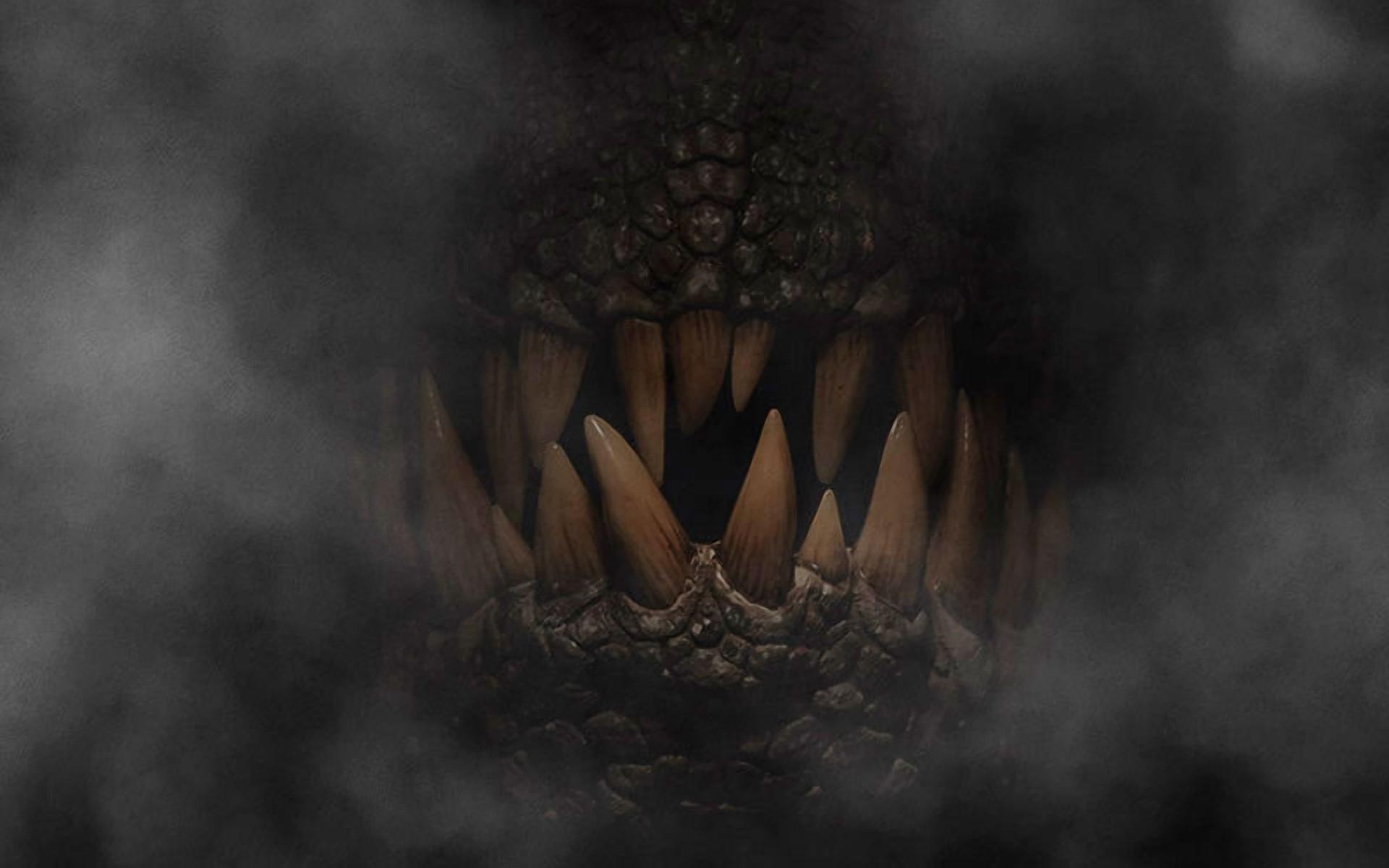 Res: 1920x1200, Dinosaur Indominus Rex Jurassic World Poster Wallpaper