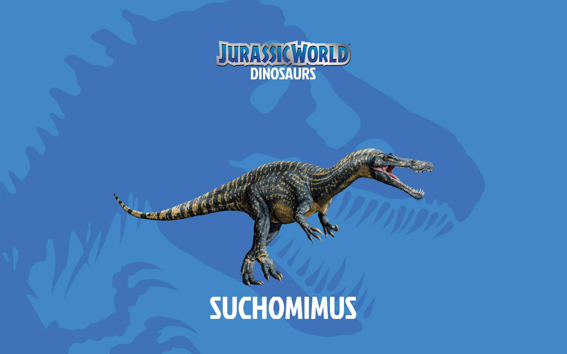 Res: 1920x1200, suchomimus-Dinosaur-Jurassic-World-Wallpaper-HD