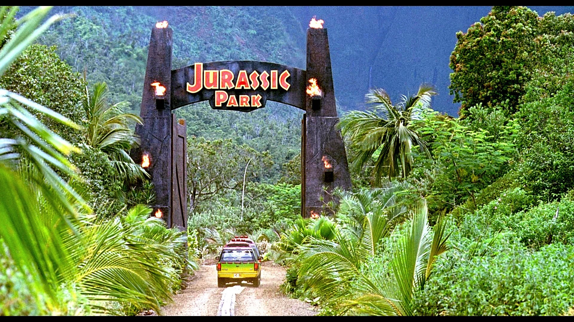 Res: 1920x1080, Jurassic Park Wallpapers High Resolution