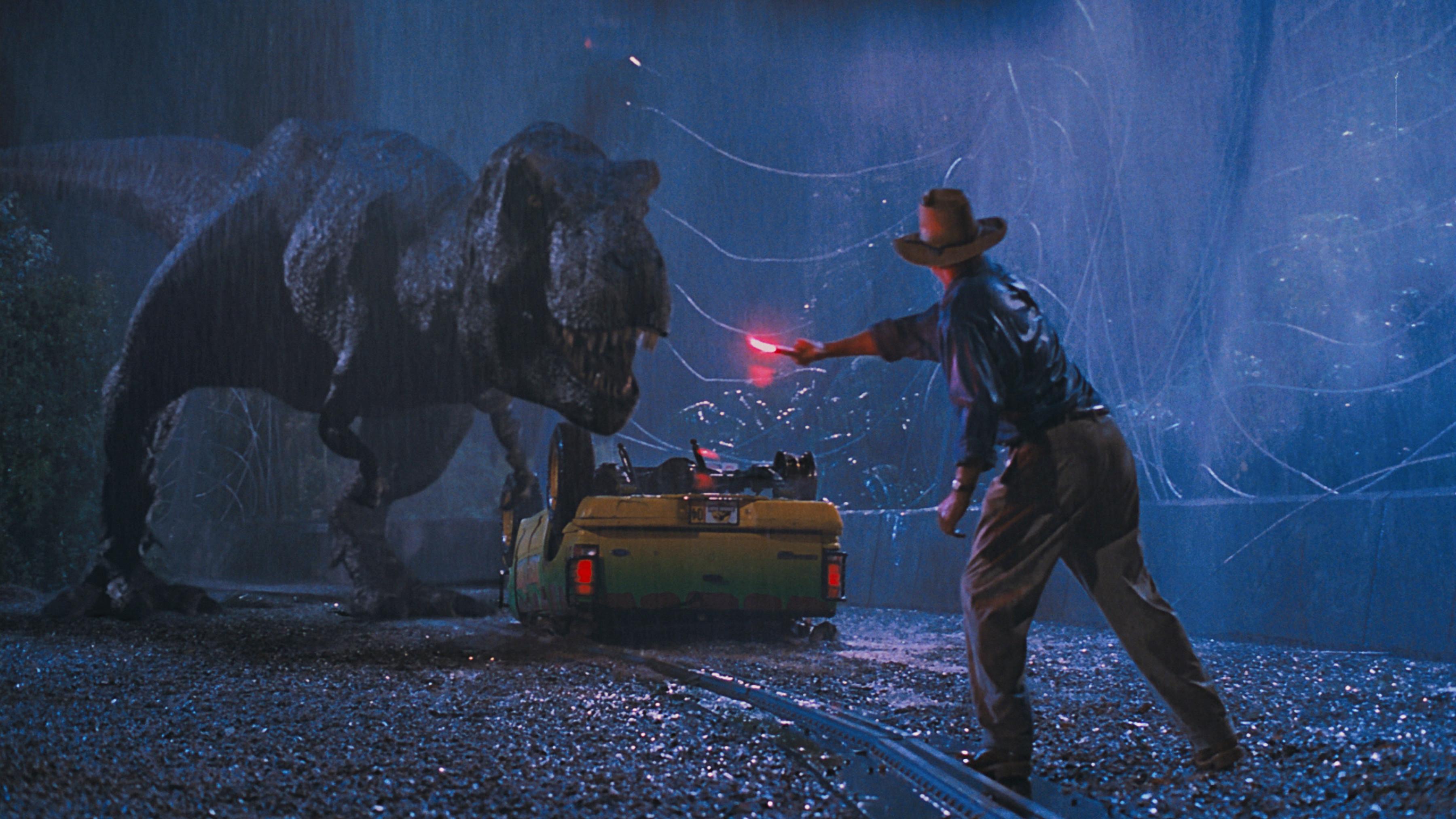 Res: 3600x2025, Jurassic Park T-rex Wallpapers Widescreen