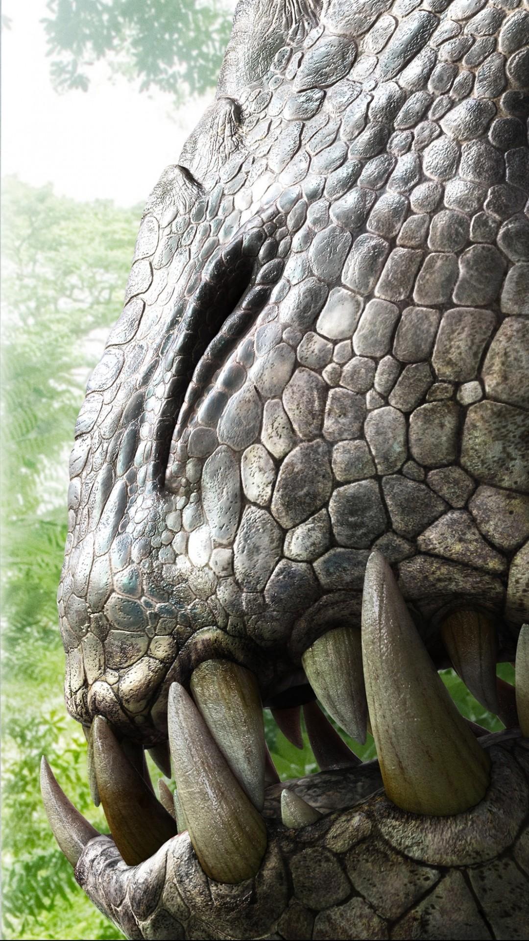 Res: 1080x1920, Movie / Jurassic World () Mobile Wallpaper