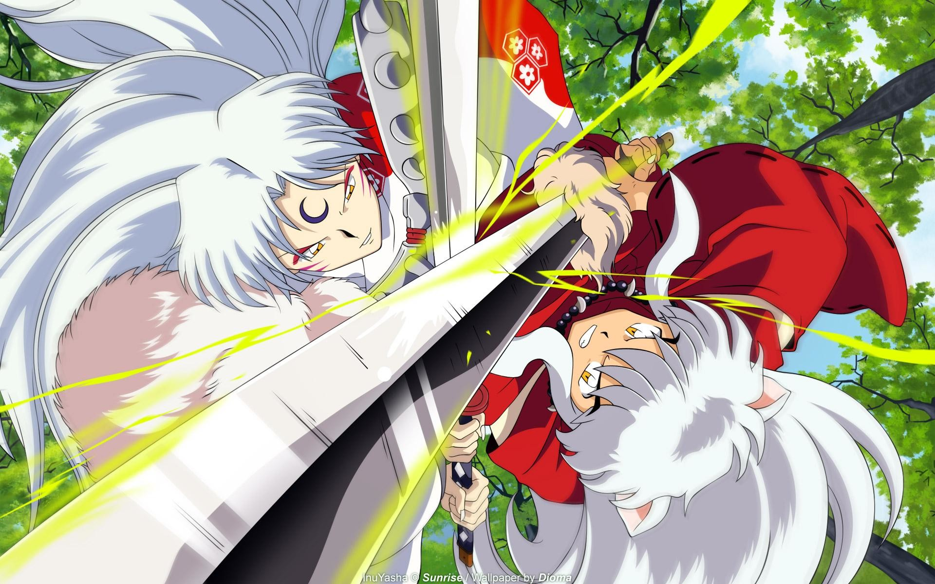 Res: 1920x1200, InuYasha Wallpapers 14 - 1920 X 1200