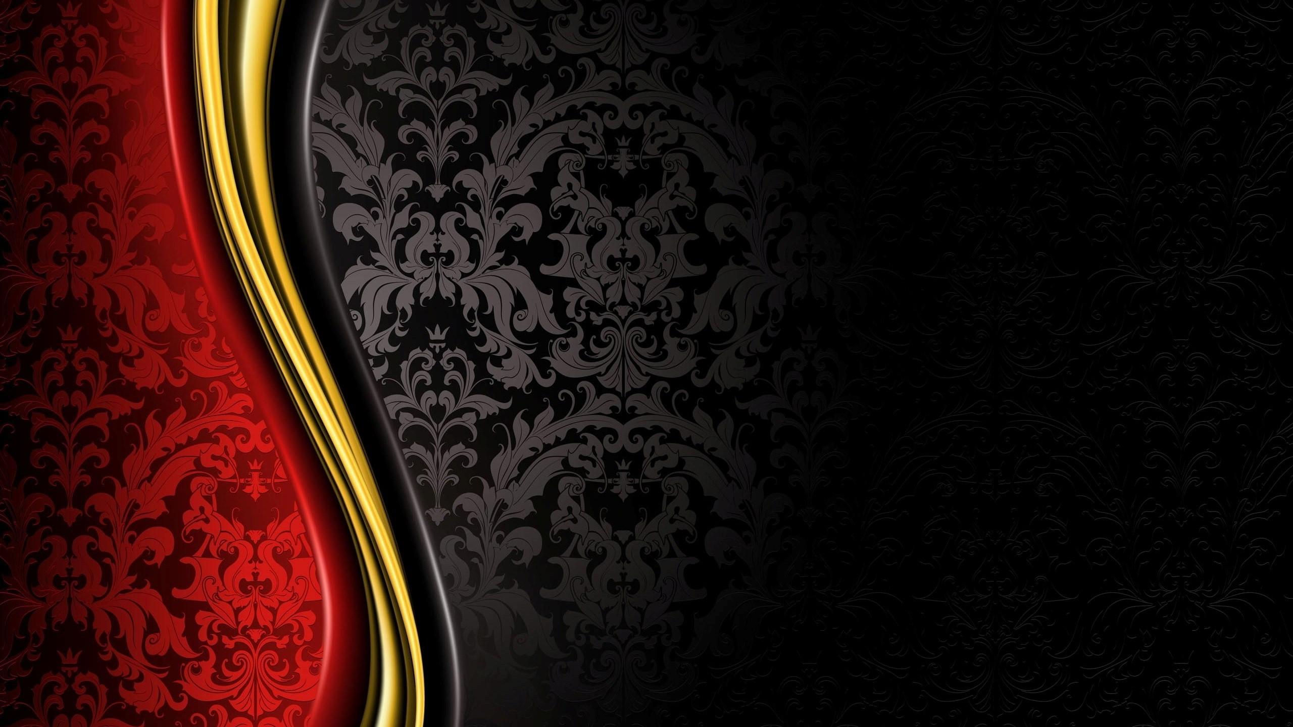 Res: 2560x1440, Black and Gold Glitter Wallpaper Black Gold Fall Random Pins 5 ... - HD