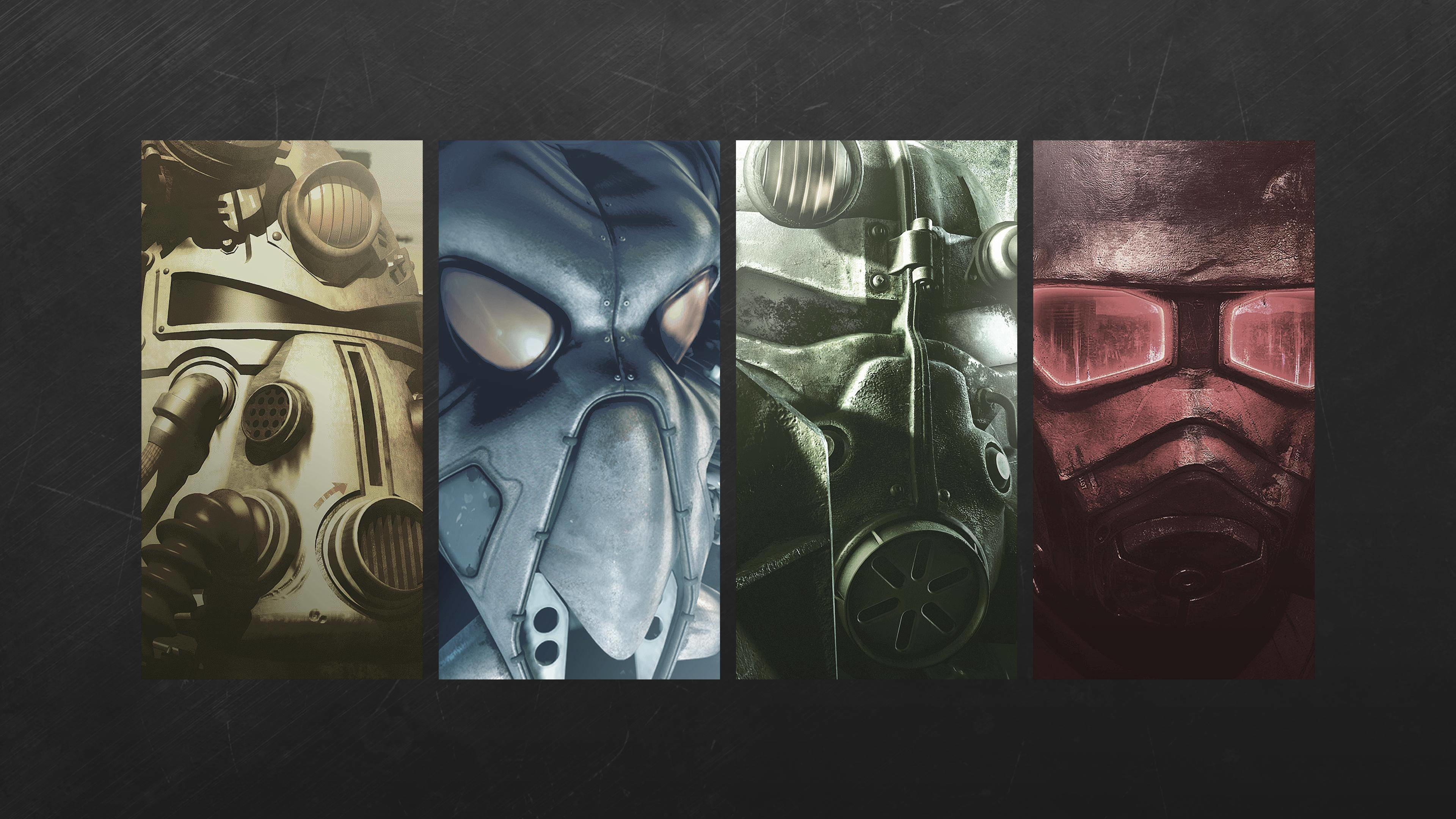 Res: 3840x2160, Fallout Wallpaper Images