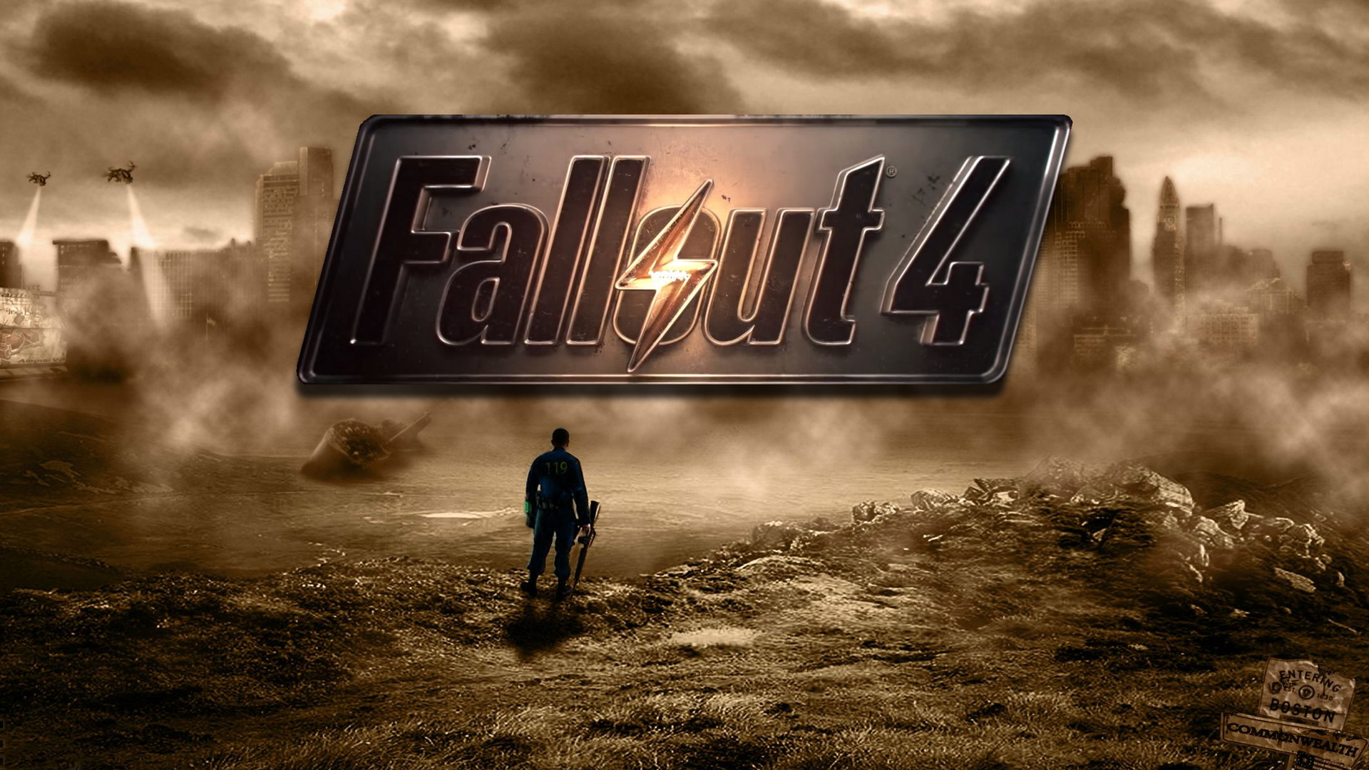 Res: 1920x1080, Fallout 4 HD Wallpapers