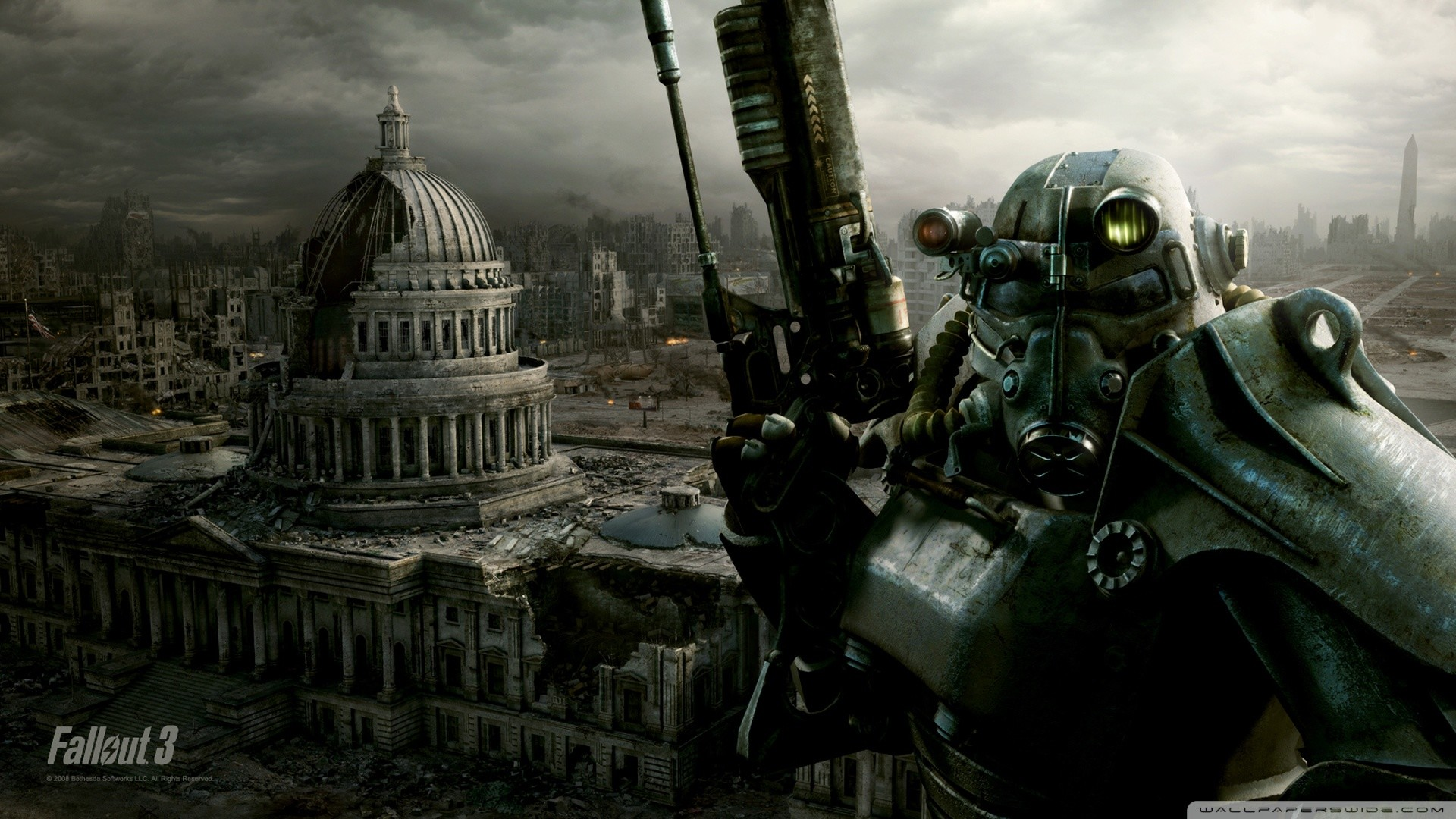 Res: 1920x1080, fallout_4-wallpaper--by-acer_9876-1