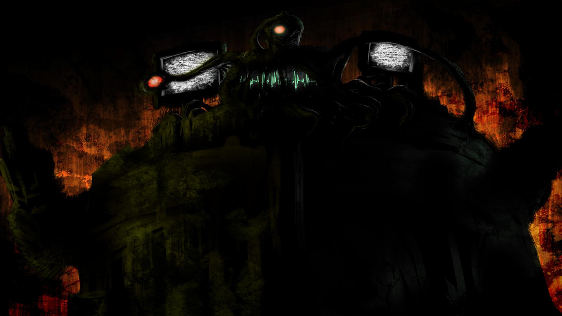 Res: 1920x1080, Original ShoddyCast Wallpaper – Fallout (The Master)