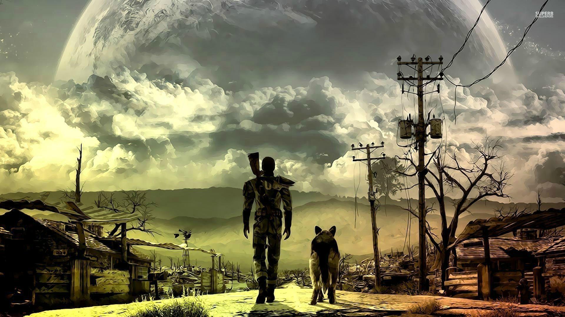Res: 1920x1080, Fallout Wallpapers  - WallpaperSafari .