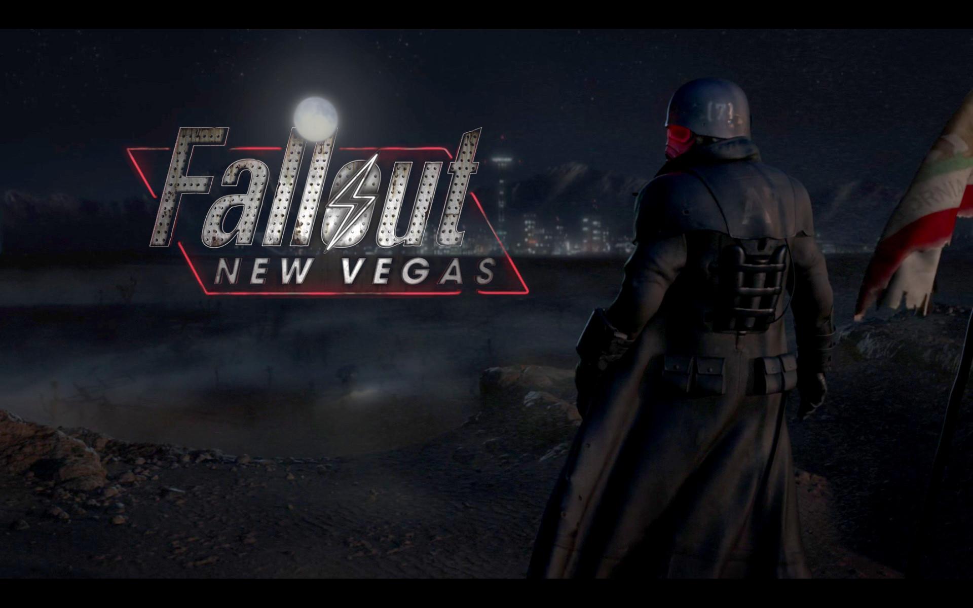 Res: 1920x1200, Free Fallout New Vegas Wallpaper