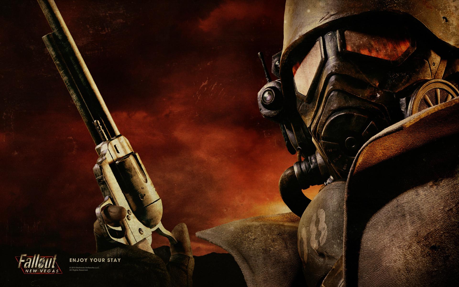 Res: 1920x1200, Fallout New Vegas Wallpaper Hd