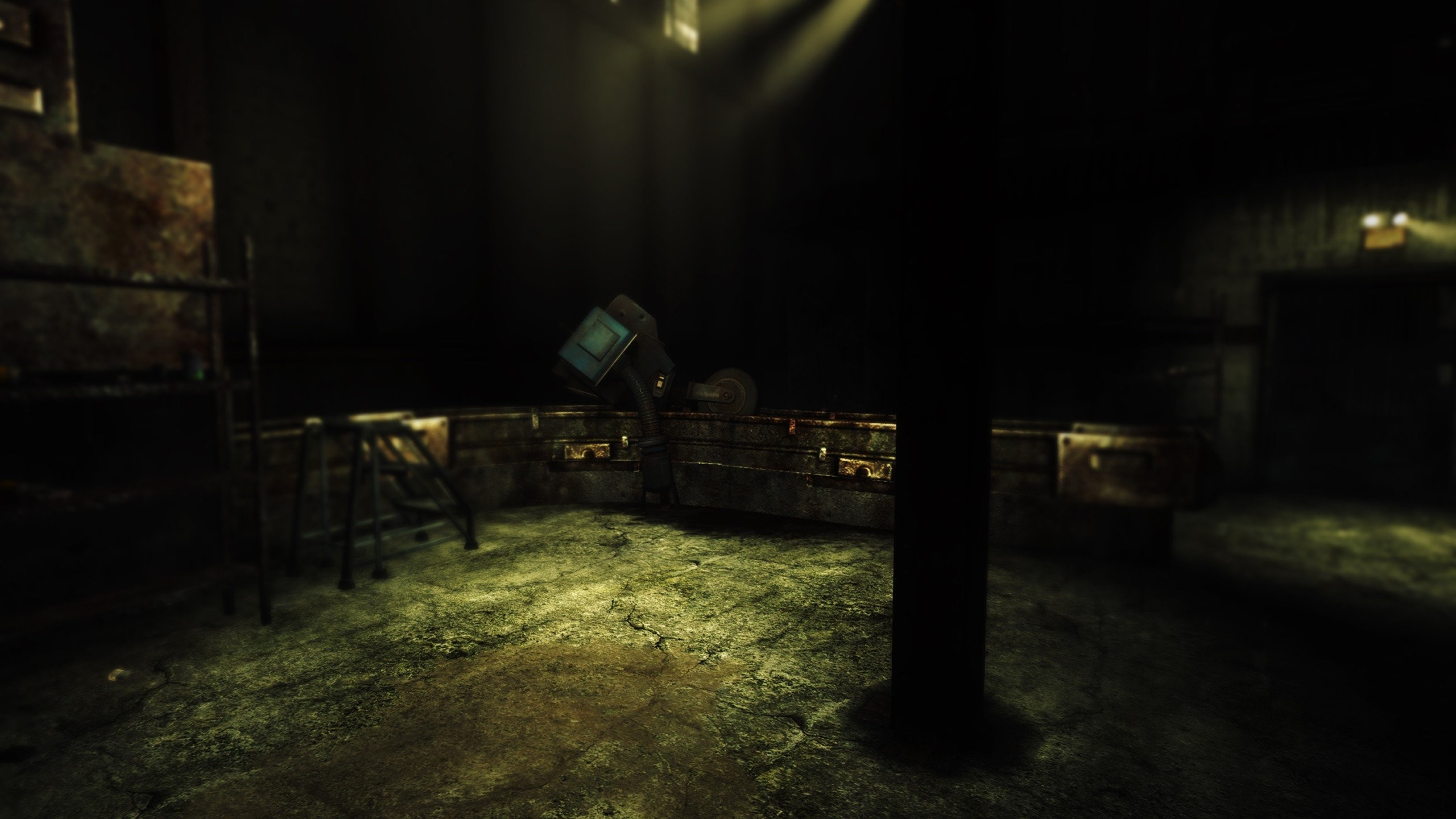 Res: 2560x1440, Fallout 3 New Game Wide